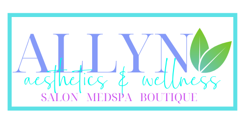 Allyn logo with border
