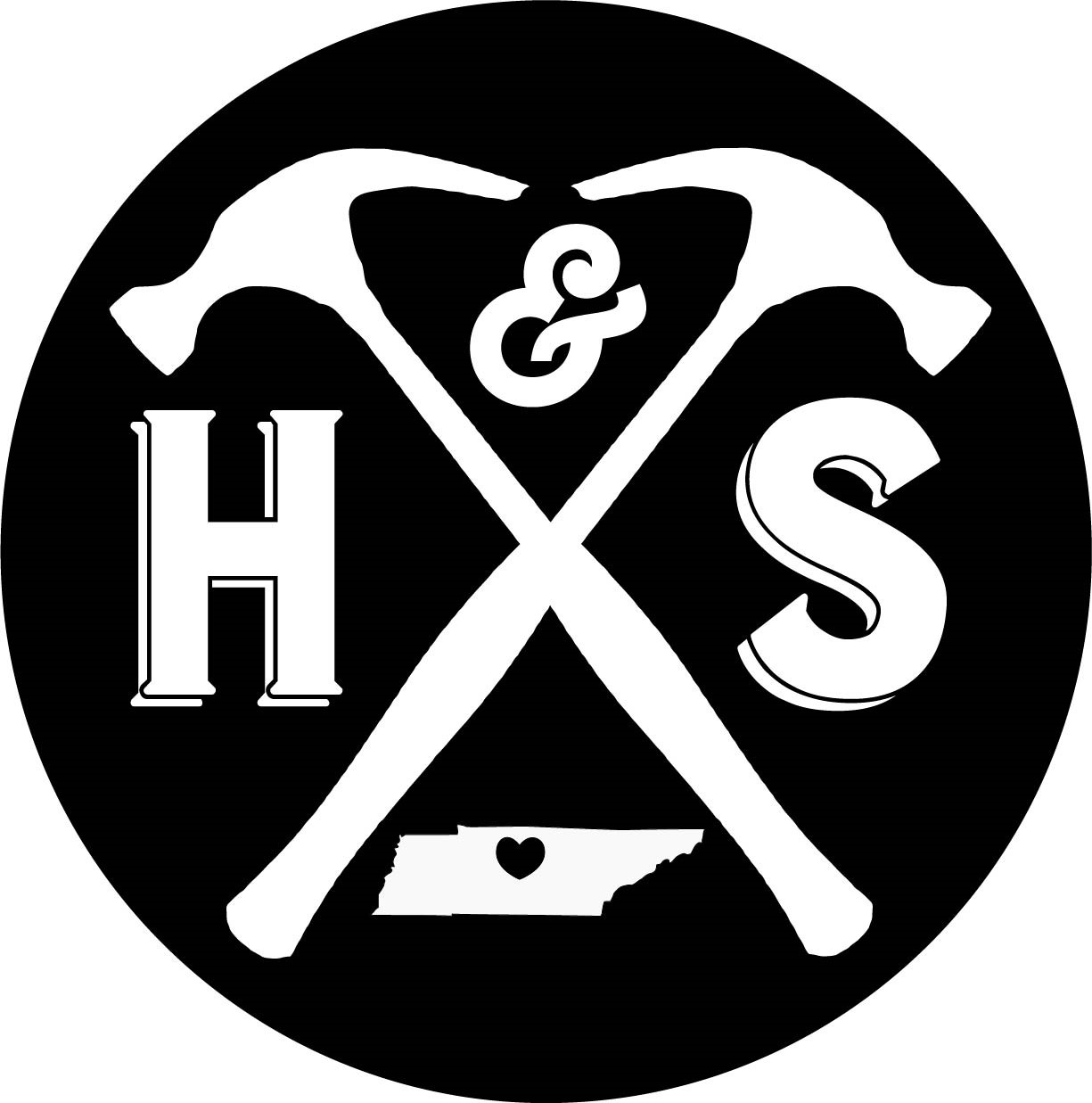 Hammer and Stain logo