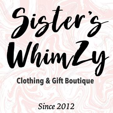 Sisters Whimzy logo